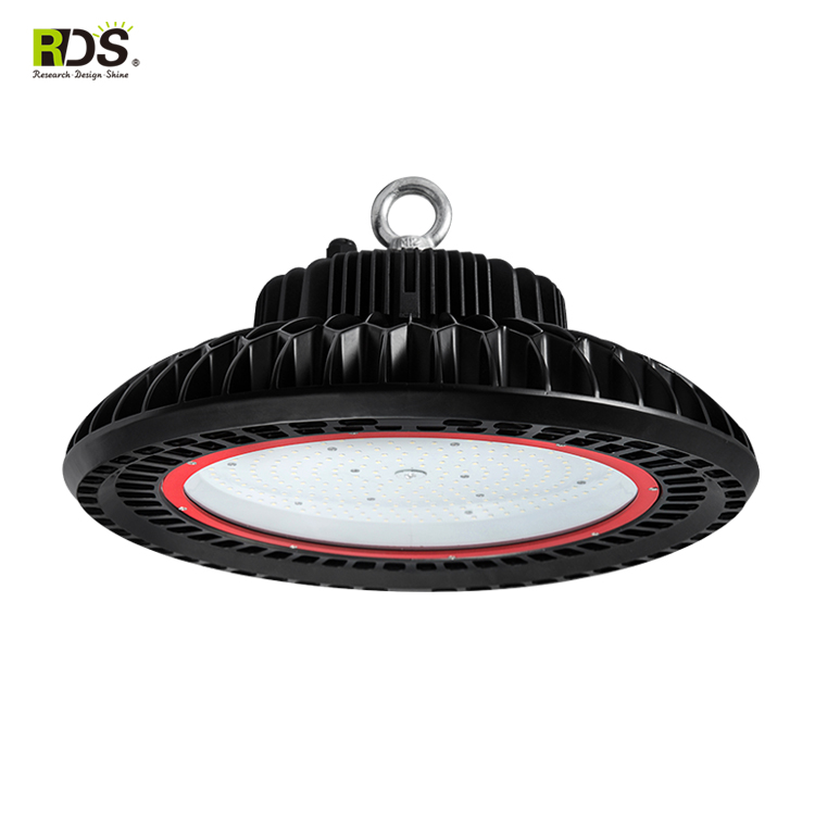 Outdoor Aluminum ip65 8400 lm 60w UFO led high bay light housing