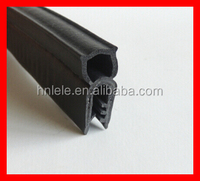 rubber glass shower door silicone weather seal strip