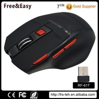 drivers wireless 2.4g 7D weighted gaming mouse