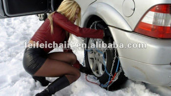 KJ 140 Snow Chains with TUV/GS and Onorm V5117
