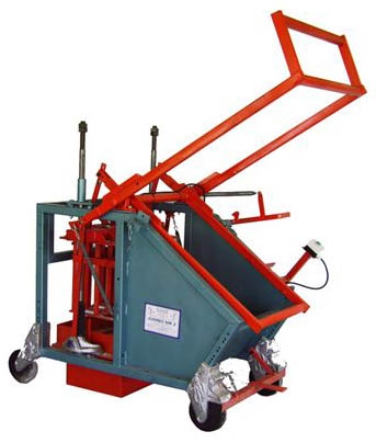 Doubell Jumbo Mk2 Block Brick Making Machine