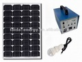 2012 portable solar power system for home electricity
