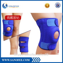 Adjustable Strap Elastic Patella Support Brace Sports Climb Riding Knee
