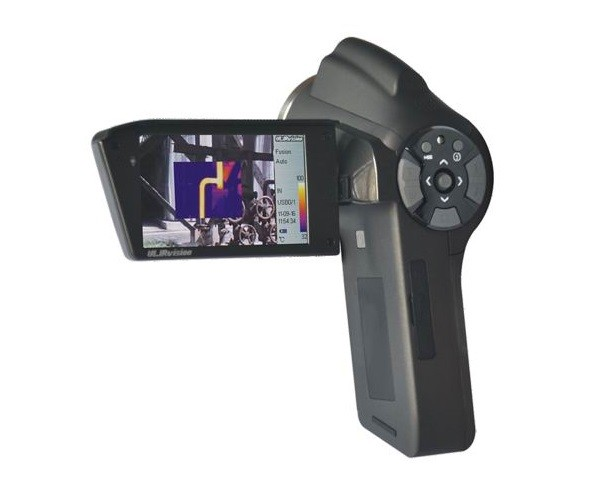 Thermal imaging camera TI395 thermographer