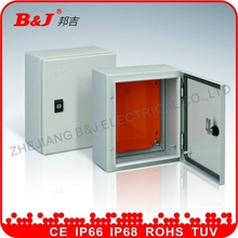 2015 the Best-selling high quality metal electrical IP66 wall mounted enclosure