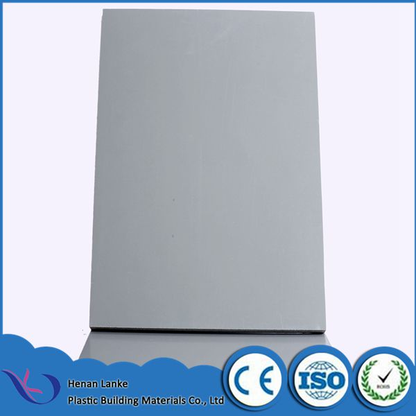 white pvc rigid/plastwood pvc foam board