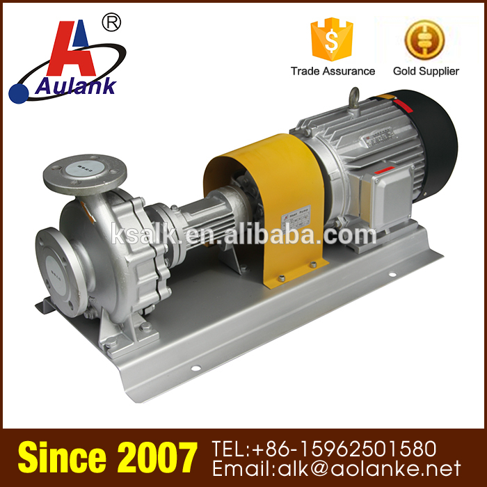 WRY-H Automatic High Temperature Thermal Oil Circulating Pump