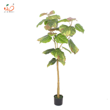 New style Factory directly sale home decoration evergreen plastic banyan tree artificial ficus plants trees