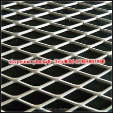 Silver plate Expanded Metal for rocket/silver expanded metal mesh prices