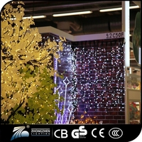 2015 new multifunction led waterfall christmas lights for sale