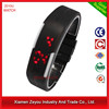R0775 Fashion,Sport,Charm,Digital Type and silicone,Silicone Material Silicone Led Watch