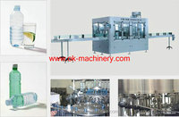 Full automatic carbonated soft drink filling machine