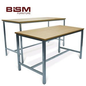 Good quality steel furniture customized iron table base and frame