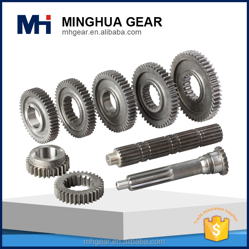 customized heavy truck transmission rotating sleeve gear ring
