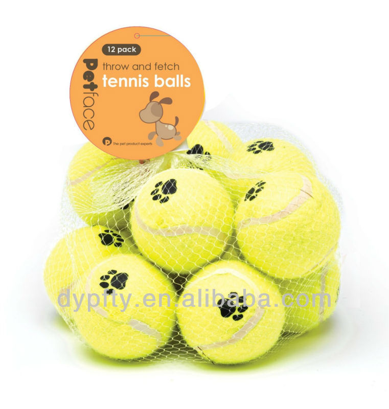 Sharples Grant Fetch Tennis Balls, Pack of 6