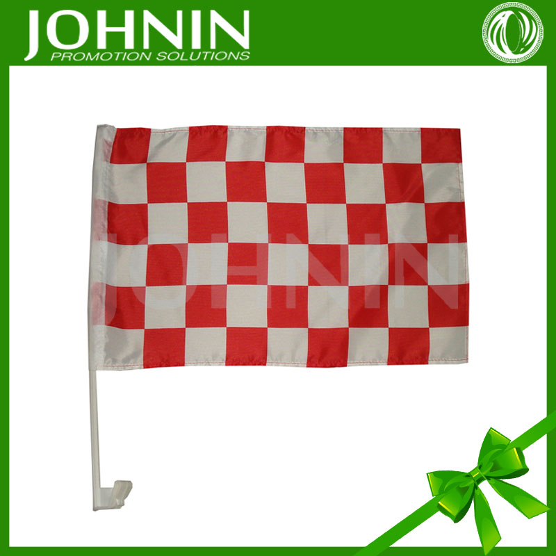 "Cheap Custom 12""x18"" Race Car Flag For Racing"