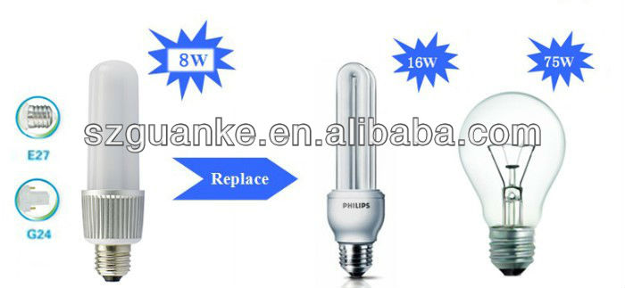 Only for led Biggest buyer 8W 11W led g24 with 2 years warranty
