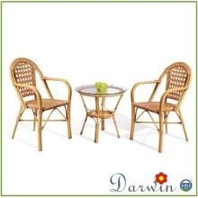 wholesale china manufacture bamboo garden furniture