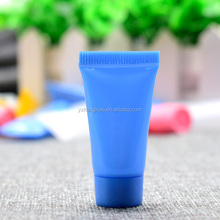 Cosmetic small clear plastic tube