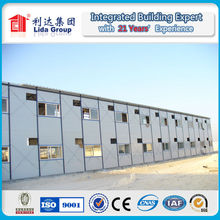 Philippines Workforce Accommodation china manufacturer light steel homes prefab house