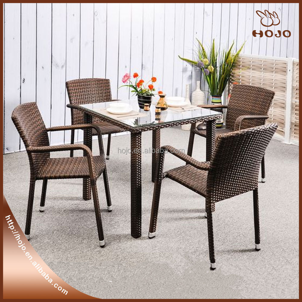 Factory main product Garden Rattan furniture outdoor furniture for sale