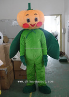 holiday dress cute pumpkin mascot costume fancy party dress suit carnival costume