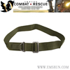 Military tactical belt 2 inch plastic buckle