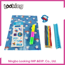 LOOKING Custom Design Ningbo Stationery For Kids