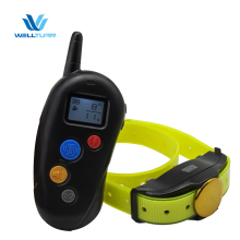High quality deluxe electrical pet product beeper shock collar for two dog training hot sale