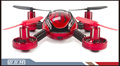 392 360 degree flips headless one key return quadcopter mini drone with hd camera
