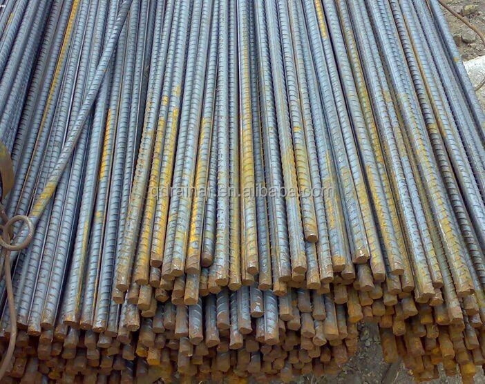 12-20mm usd 460 hot rolled Hrb400 steel ribbed bars