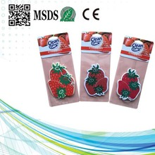 Customized Logo High Quality paper car air fresheners
