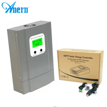 solar & electricity hybrid integrated solar charge controller 12v5A-10A