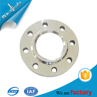 ANSI B16.5 150LBS A105 carbon steel flange