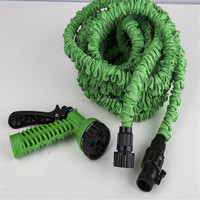 Braided plastic hose flexible sink drain hose