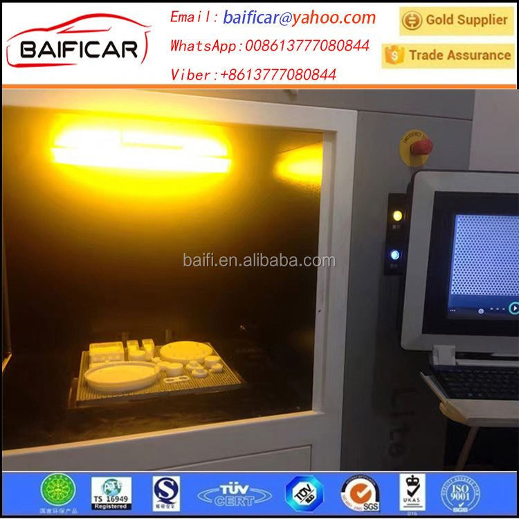 baifi Creator Pro best dual extruder desktop 3d printer closed chamber ABS PLA PVA HIPS 3d printing manufacture