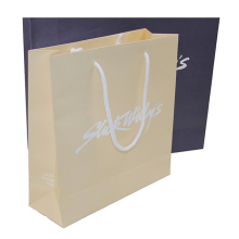 Hot sale popular shopping promotion custom print paper <strong>bag</strong>