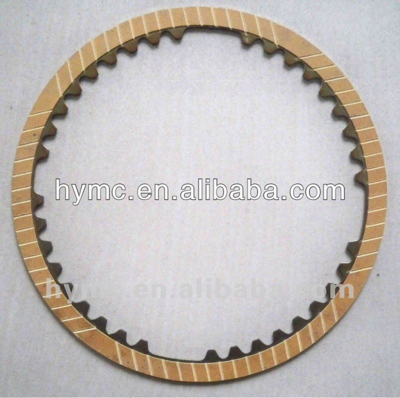 KAWASAKI excavator spare parts M2X96,friction disc