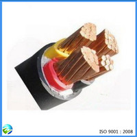 120mm2 pvc wire copper conductor earth cable