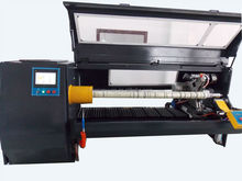 AC motor electrical driven protective film slitting machine / adhesive tape slitting machine / paper roll slitting machine