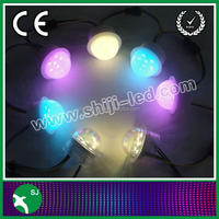 full color 35mm 6leds/pcs ucs1903 led pixel dot with frost cover