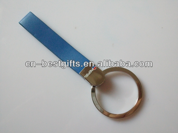 2015 Leather keychain keyrings