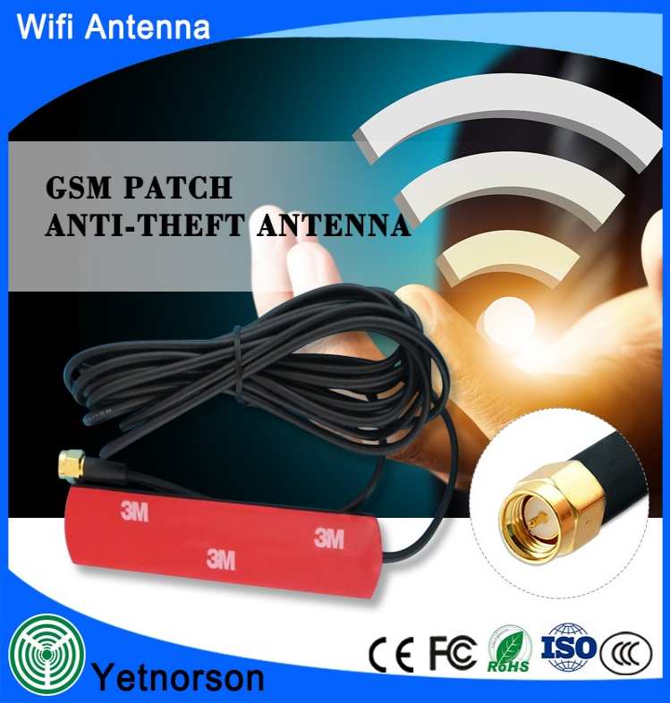 Good Performance 3dbi 3M 5ghz WiFi Outdoor Directional Patch Antenna