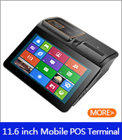 Android/windows all inone touch screen pos system price/pos machine/pos terminal with printer