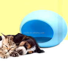 Indoor Plastic Dog Cat House Kennel for Small Dogs and Cats,Multiply colors