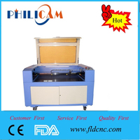 Good quality laser cutting machine for non-metal of Philicam
