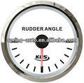 52mm Rudder angle gauge SY09106 (0-190ohm) with Rudder angle sensor KE41000