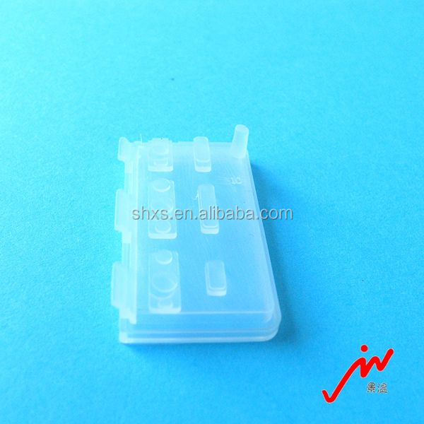Silicone Rubber Part Silicone Rubber Products for Auto Electric Appliances