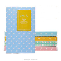 14 pages with 84 card position Card book holder wholesale