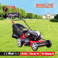 High Efficiency Gasoline Lawn Mower For garden equipment (RH21G3IN1B750-DL-01)